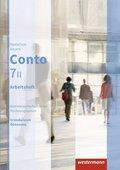 Conto, Realschule Bayern, Ausgabe 2015: 7. Jahrgangsstufe, Wahlpflichtfächergruppe II, Arbeitsheft
