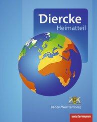 Diercke Weltatlas, Ausgabe 2015: Heimatteil Baden-Württemberg