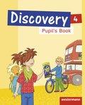 Discovery 1.-4. Schuljahr, Ausgabe 2013: 4. Schuljahr, Pupil's Book