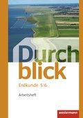Durchblick Erdkunde, Realschule Niedersachsen und Hamburg (2015): 5./6. Schuljahr, Arbeitsheft