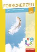 Forscherzeit - Themenhefte für den Sachunterricht: Physik- und Chemiewerkstatt - Luft, 3./4. Schuljahr, Schülerheft