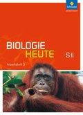 Biologie heute SII, Allgemeine Ausgabe 2011: Arbeitsheft 3