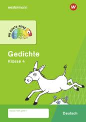 Die Bunte Reihe Deutsch - Gedichte Klasse 4
