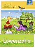 Löwenzahn, Ausgabe 2015: Leselernbuch Teil B: Silbenausgabe