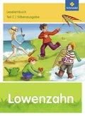 Löwenzahn, Ausgabe 2015: Leselernbuch Teil C: Silbenausgabe