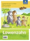 Löwenzahn, Ausgabe 2015: Leselernbücher Teile A, B, C: Silbenausgabe, 3 Bde.