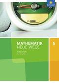 Mathematik Neue Wege SI, Ausgabe 2015 G9 für Niedersachsen: 6. Schuljahr, Arbeitsheft