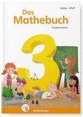 "Das Mathebuch, Neuausgabe Bayern: 3. Jahrgangsstufe, Schülerbuch mit CD-ROM ""Mathetiger Basic"""