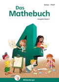 "Das Mathebuch, Neuausgabe Bayern: 4. Jahrgangsstufe, Schülerbuch mit CD-ROM ""Mathetiger Basic"""
