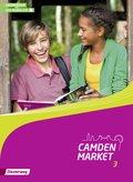 Camden Market, Ausgabe 2013: Workbook, m. Audio-CD; Bd.3