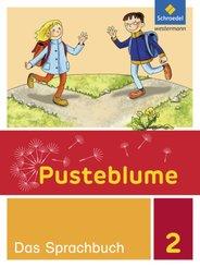 Pusteblume. Das Sprachbuch, Allgemeine Ausgabe 2015: 2. Schuljahr, Schülerband