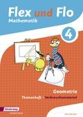 Flex und Flo, Ausgabe 2014: Geometrie (Verbrauchsmaterial) - Themenheft.4