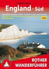 Rother Wanderführer England Süd