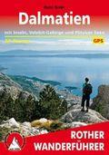 Rother Wanderführer Dalmatien