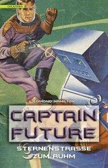 Captain Future, Sternenstraße zum Ruhm