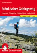Rother Wanderführer Fränkischer Gebirgsweg
