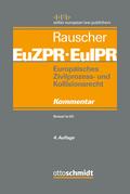 Europäisches Zivilprozess- und Kollisionsrecht EuZPR/EuIPR - Bd.1