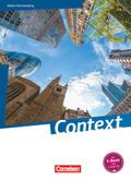 Context, Ausgabe 2015: Schülerbuch, Ausgabe Baden-Württemberg