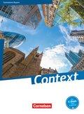 Context, Ausgabe 2015: Schülerbuch, Ausgabe Bayern