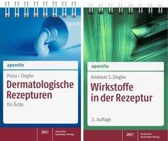 aporello Dermatologische Rezepturen für Ärzte - aporello Wirkstoffe in der Rezeptur, 2 Tle.