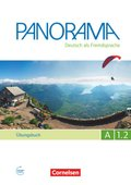 Panorama - Deutsch als Fremdsprache: Übungsbuch, m. Audio-CD; Bd.A1.2 - Tl.2