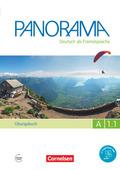 Panorama - Deutsch als Fremdsprache: Übungsbuch, m. Audio-CD; Bd.A1.1 - Tl.1