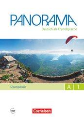 Panorama - Deutsch als Fremdsprache: Übungsbuch, Gesamtband, m. Audio-CDs; A1