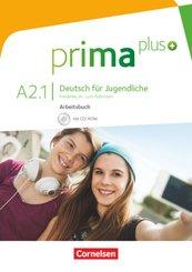 Prima plus - Deutsch für Jugendliche - Allgemeine Ausgabe - A2: Band 1