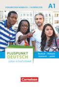 Pluspunkt Deutsch - Leben in Deutschland: Vokabeltaschenbuch Deutsch-Polnisch / Slowniczek niemiecki-polski (Gesamtband); Bd.A1