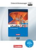 studio [21] - Das Deutschbuch: Gesamtband - Unterrichtsmanager, 1 DVD-ROM; Bd.A2