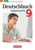 Deutschbuch, Gymnasium Niedersachsen: 9. Schuljahr, Arbeitsheft