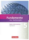 Fundamente der Mathematik, Gymnasium Baden-Württemberg: 5. Schuljahr, Schülerbuch