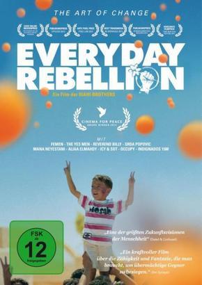 Everyday Rebellion, 1 DVD, O. m. U.