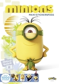 Minions - Maxi-Stickerspaß