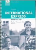 International Express: Elementary: Teacher's Resource Book with DVD-ROM