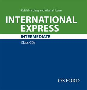 International Express: Intermediate: Class Audio CD