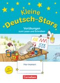 Deutsch-Stars: Kleine Deutsch-Stars, 1. Schuljahr