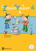 Zahlenzauber, Ausgabe Bayern 2014: 4. Jahrgangsstufe, Schülerbuch