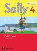 Sally, Englisch ab Klasse 3, Ausgabe Bayern, Neubearbeitung: 4. Jahrgangsstufe, Pupil's Book