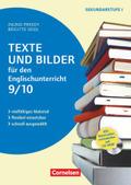 Texte und Bilder für den Englischunterricht, Klasse 9/10, m. CD-ROM