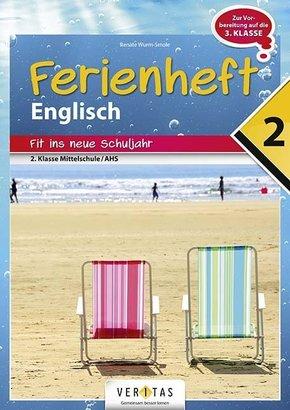 Ferienheft Englisch 2. Klasse