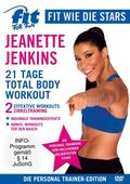 Fit For Fun - Fit Wie Die Stars - Jeanette Jenkins - 21 Tage Total Body Workout, 1 DVD