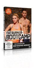 Fatburner-Bootcamp - das gnadenlose Bodyshaping-Workout, 1 DVD