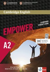 Cambridge English Empower: Elementary Student's Book A2