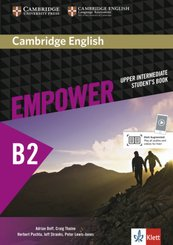 Cambridge English Empower: Upper Intermediate Student's Book B2