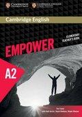 Cambridge English Empower: Elementary Teacher's Book A2