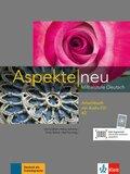 Aspekte neu - Mittelstufe Deutsch: Arbeitsbuch B2, m. Audio-CD