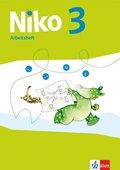 Niko, Ausgabe ab 2014: 3. Schuljahr, Arbeitsheft