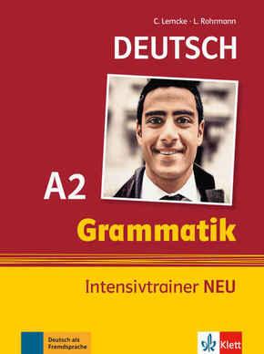Deutsch A2 Grammatik Intensivtrainer NEU