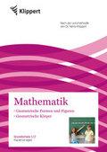 Mathematik 1/2, Geometrische Formen und Figuren - Geometrische Körper